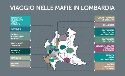 La mafia in Lombardia