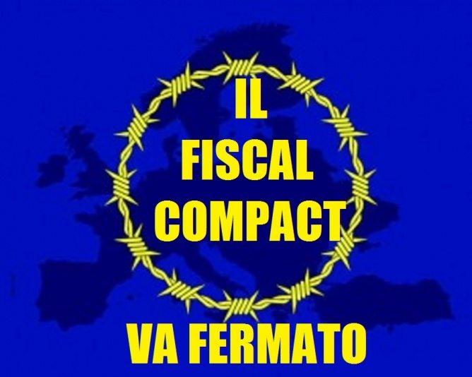 Fiscal compact: mozione di abolizione. Basta slogan