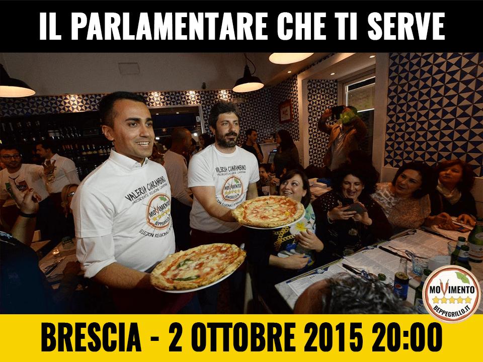 Parlamentare che ti serve a Brescia!