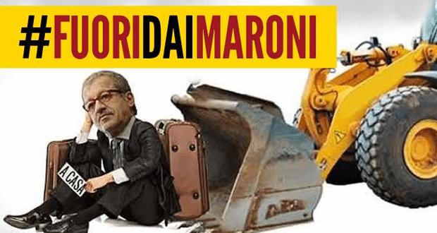 #FuoriDaiMaroni