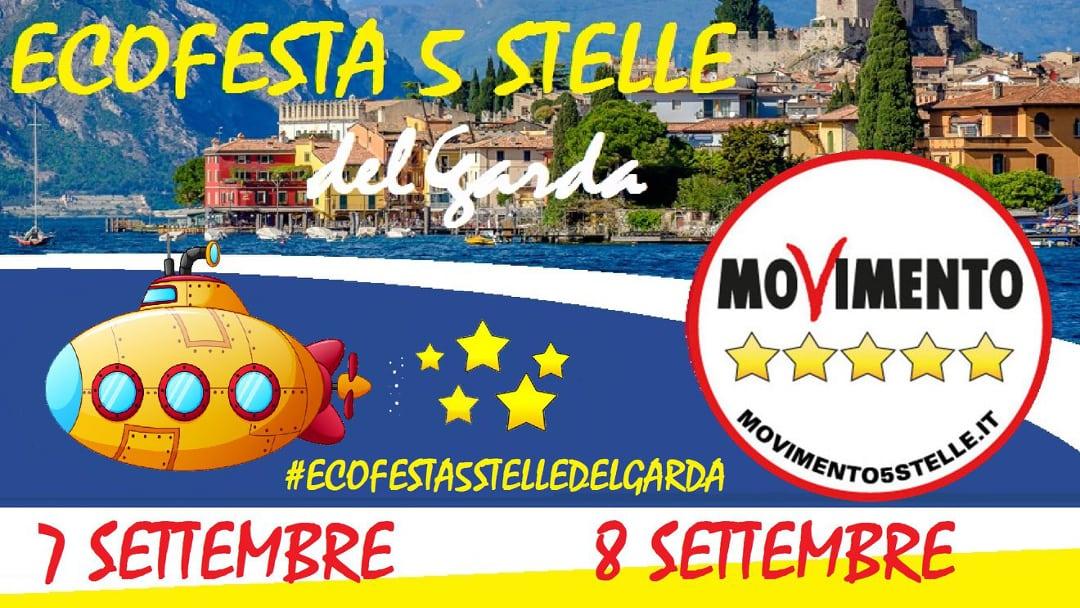 """A Lonato del Garda la prima """"Ecofesta 5 Stelle"""" con tanti portavoce!"""