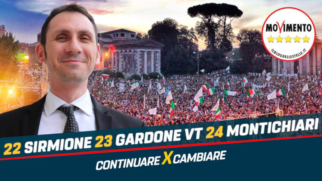 #ContinuareXCambiare Tour: gli eventi della settimana nel Bresciano