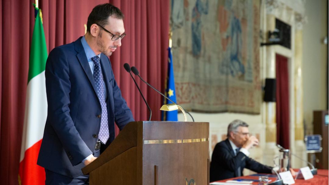 Il mio intervento alla presentazione della Relazione Annuale dell'INAIL