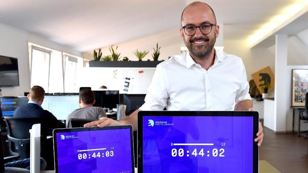 I dipendenti lavorano cinque ore (e anche l'imprenditore è più felice)