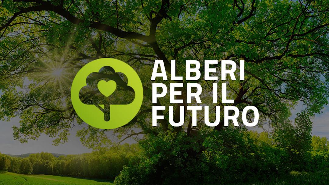 #AlberiPerIlFuturo a Brescia e Concesio: domenica 17 pianta un albero con noi!