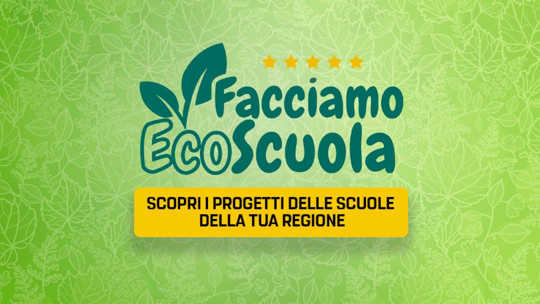 Facciamo EcoScuola: leggi i progetti su Rousseau e preparati a votare!