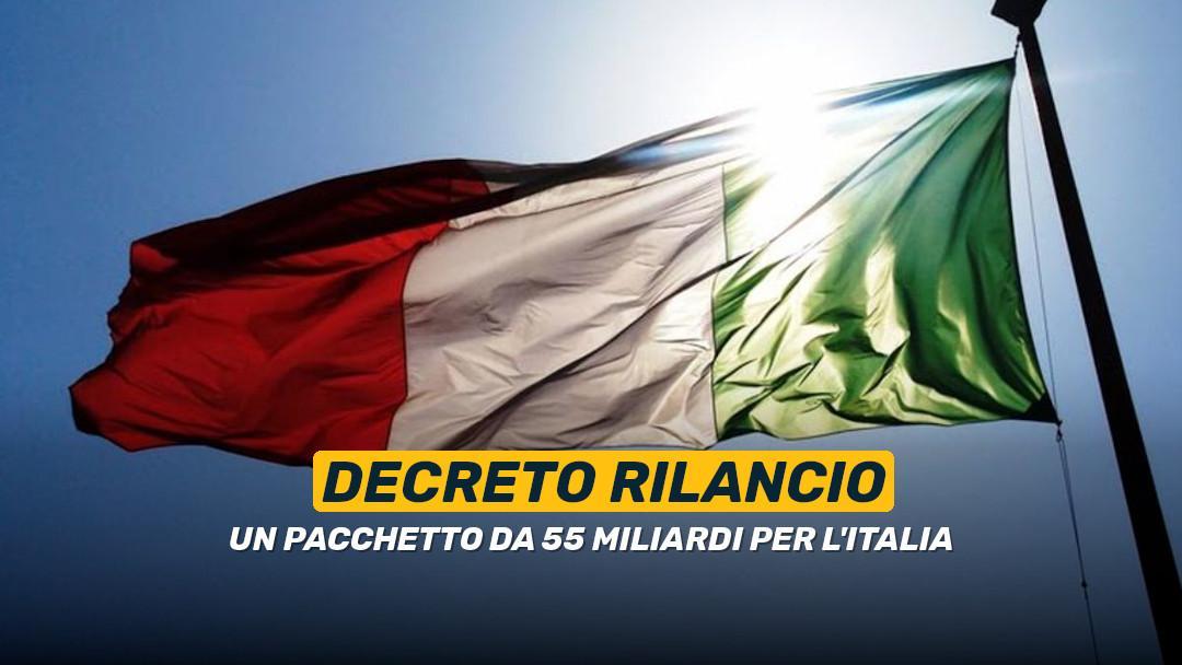 Decreto Rilancio approvato: 55 miliardi di euro per l'Italia