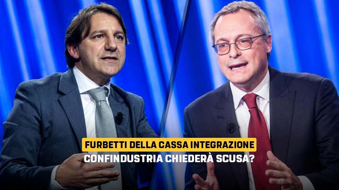 """Cassa integrazione: sulle imprese """"furbette"""" Confindustria chiederà scusa?"""