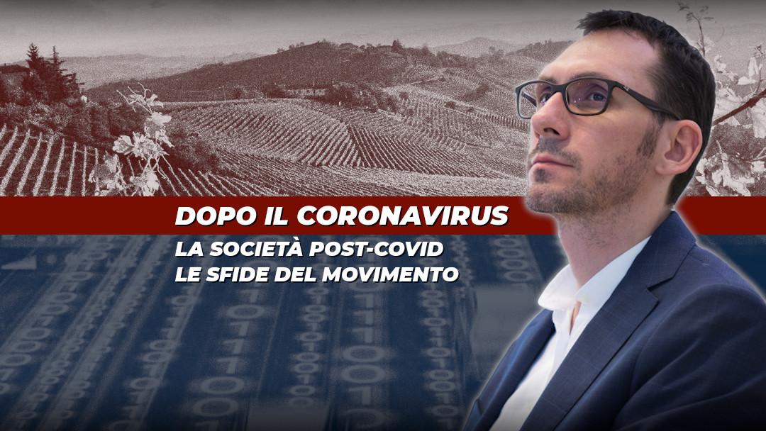 """""""Dopo il Coronavirus"""": il futuro della società, le sfide del MoVimento"""