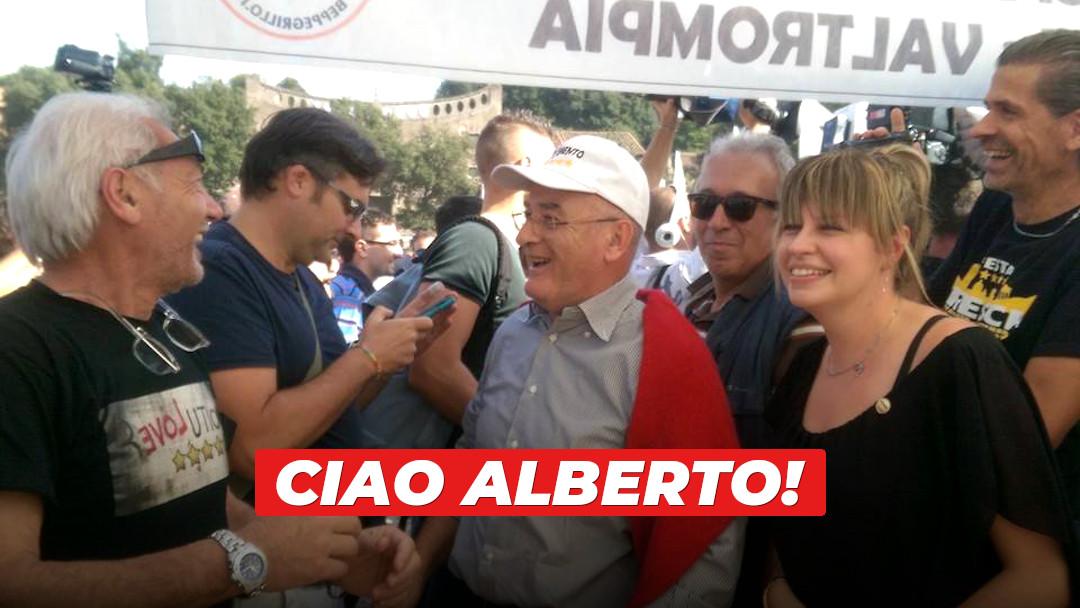 Ciao Alberto!
