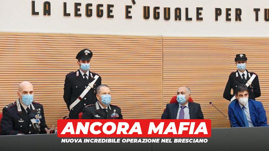 Ancora mafia nel Bresciano