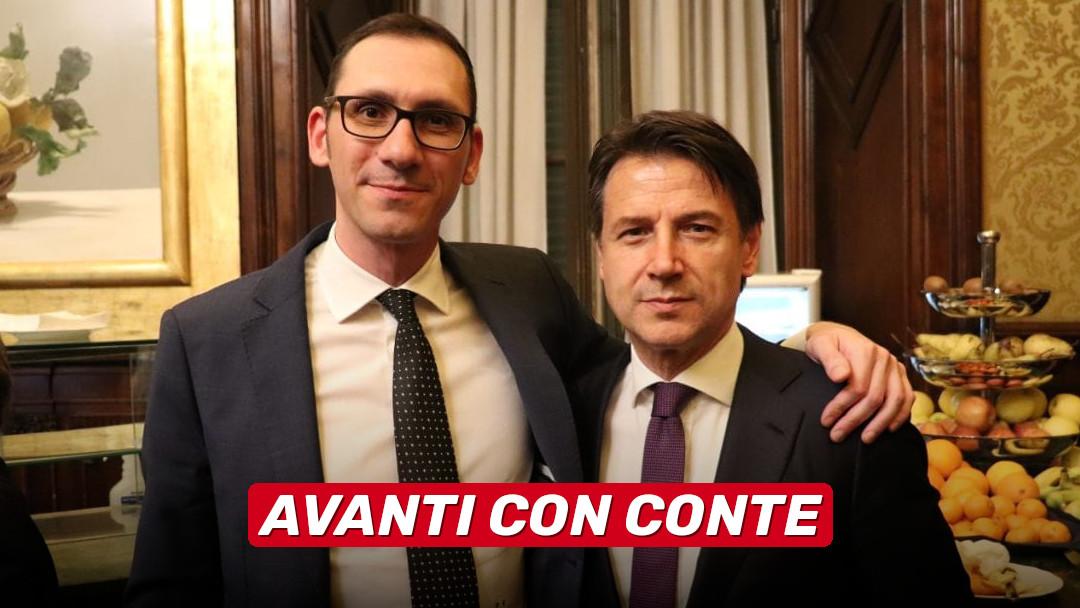 Avanti con Conte!