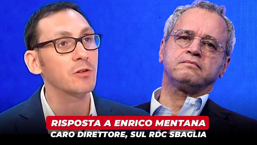 RdC: botta e risposta con Enrico Mentana