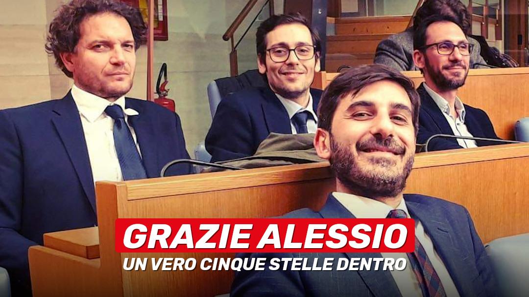 Grazie infinite, Alessio