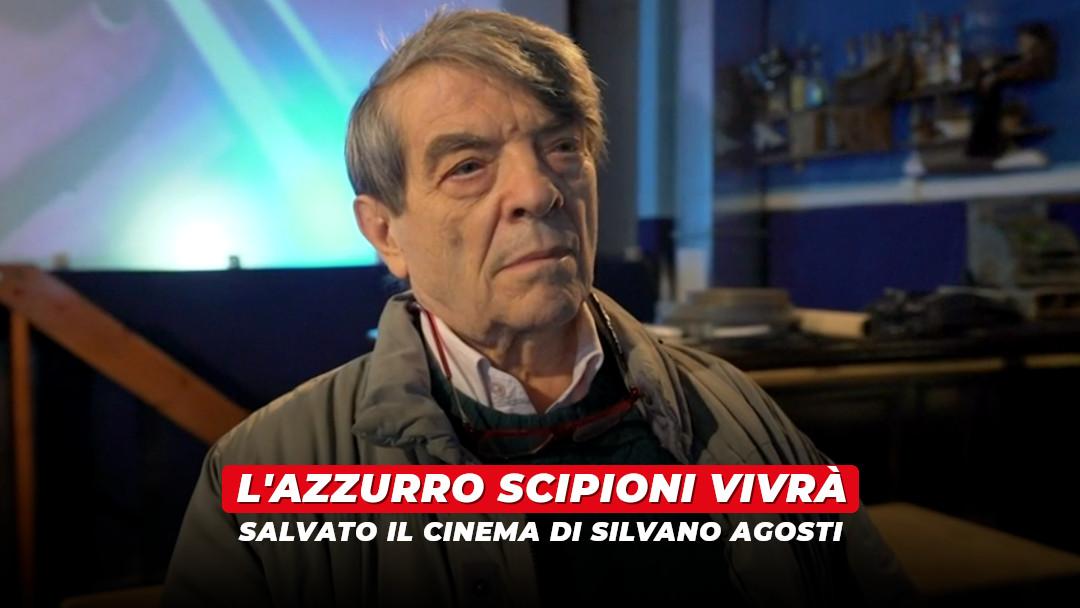 Azzurro Scipioni: lo storico cinema di Silvano Agosti vivrà!