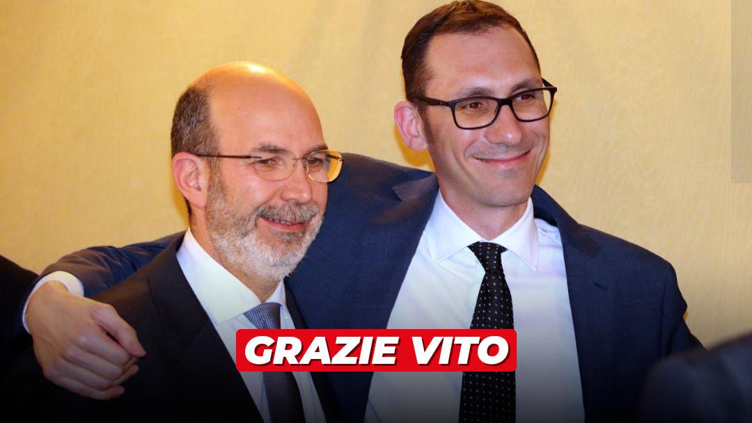 Grazie Vito!