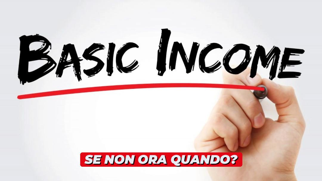 Reddito di base incondizionato: se non ora, quando?